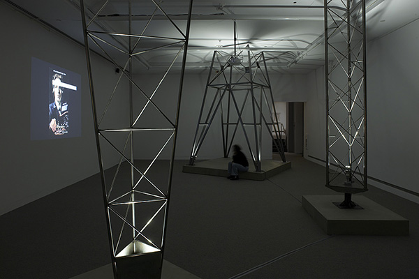 Tower Room, installation view