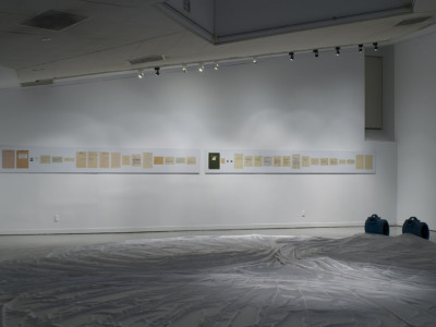 20 inches x 29 feet Digital ink jet prints